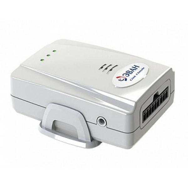 Модуль дистанционного управления электрическим котлом ЭВАН GSM-Climate ZONT H-1 фото 1