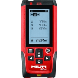 : фото Дистанционный лазерный измеритель Hilti PD-I
