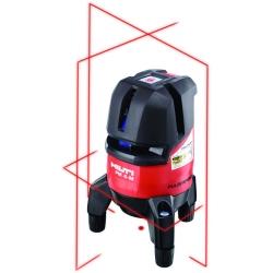 : фото Универсальный мультилинейный лазерный нивелир Hilti PM 4-M