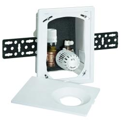 : фото Встраиваемый блок регулирования теплого пола Multibox AFC RTL с автоматическим ограничителем расхода