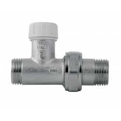 """: фото Клапан линейный для металлопластиковых труб к соединениям типа Multi-Fit 1/2""""  ITAP ART 297"""