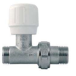 """: фото Вентиль регулирующий линейный для металлопластиковых труб к соединениям типа Multi-Fit (арт 510) 1/2""""  ITAP ART 295"""