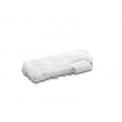 : фото Комплект микроволоконных салфеток для ручной насадки/для полов Karcher