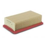 : фото Плоский складчатый фильтр эко Karcher