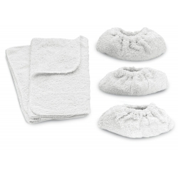 : фото Комплект салфеток из махровой ткани Karcher
