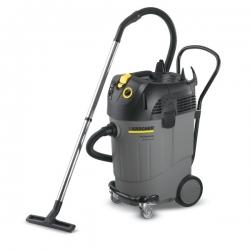 : фото Профессиональный пылесос влажной и сухой уборки KARCHER NT 55/1 Tact Te *EU