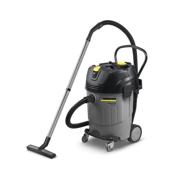 Профессиональный пылесос влажной и сухой уборки KARCHER NT 65/2 Ap *EU фото 1