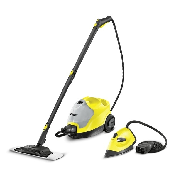 Пароочиститель KARCHER SC 4 EasyFix Iron Kit (yellow) *EU фото 1