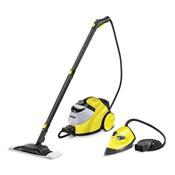 Пароочиститель KARCHER SC 5 EasyFix (yellow) Iron Kit *EU фото 1