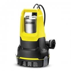 : фото Дренажный насос для воды с загрязнением до 5 мм KARCHER SP 6 Flat Inox *EU