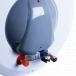Накопительный электрический водонагреватель OPTIMA EZV 50 Metalac фото 5