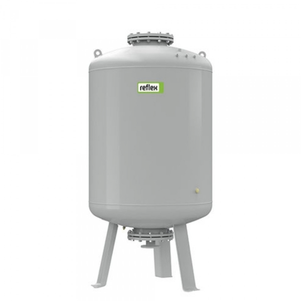 Мембранный бак REFLEX G 5000 для отопления вертикальный (цвет серый) фото 1