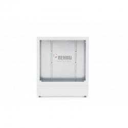 : фото Шкаф коллекторный, встраиваемый, тип UP 110/1150, белый