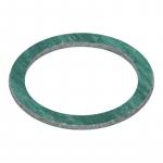 """: фото Прокладка паранитовая 1"""", цвет зеленый Rommer"""