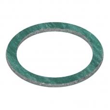 """Прокладка паранитовая 1"""", цвет зеленый Rommer фото 1"""