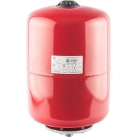 Расширительный бак для отопления (Stout) Varem, 18л, красный