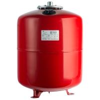 Расширительный бак для отопления (Stout) Varem, 50 л, красный
