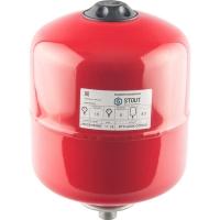 Расширительный бак для отопления (Stout) Varem, 8 л, с дифрагмой