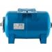 Гидроаккумулятор для водоснабжения (STOUT) Varem, 20 л, горизонтальный, синий, сменная мембрана фото 2