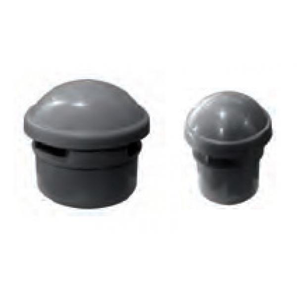 Аэратор (клапан вентиляционный) канализационный 110 мм SINIKON фото 1