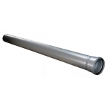 Канализационные трубы пвх: фото Труба канализационная серая 32x250  Sinikon