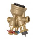 : фото Комбинированный балансировочный регулирующий клапан TA-COMPACT-P, DN15LF, AMETAL