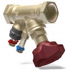": фото Балансировочный клапан STAD, без дренажа G 1/2"", DN15, ВР, AMETAL"