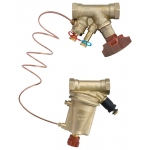 : фото Комплект балансировочного оборудования STAP/STAD,  DN 20/25, 5-25 кПа (52265120 и 52151225)