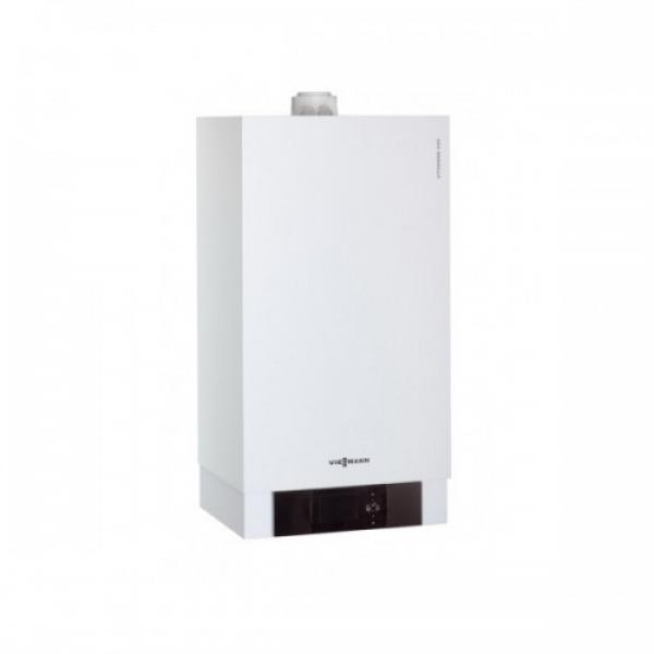 Газовый конденсационный котёл VIESSMANN Vitodens 200-W  20-99 (18,2-90) кВт одноконтурный с Vitotronic 100 HC1B фото 1