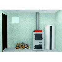 Пакет Viessmann: котел Vitoligno 100-S 30 кВт, бойлер Vitocell 100-E SVPA 950 л, Ecotronic 100