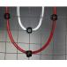 Поворотная клипса для труб в системе «водяной тёплый пол»  диаметром 14,16,17,20 мм фото 3