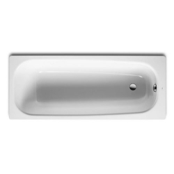 : фото Чугунная ванна 160x70 Roca Continental 21291200R