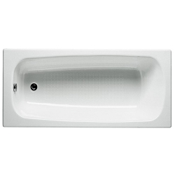 : фото Чугунная ванна 140х70 Roca Continental 212914001