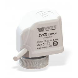 : фото Сервопривод электротермический Watts 22CX NA 230В (н.о.)