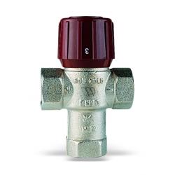 """: фото Термостатический подмешивающий клапан AQUAMIX AM6110C34, 3/4"""""""