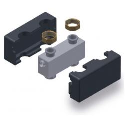 : фото Гидравлическая стрелка Watts HW-Q60-80 компактная для модулей DN25