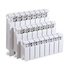 Радиатор биметаллический Rifar Base 500 4 секции фото 1