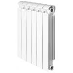 Биметаллические радиаторы Global: фото Радиатор биметаллический Global Style Extra 350 (4 секции)