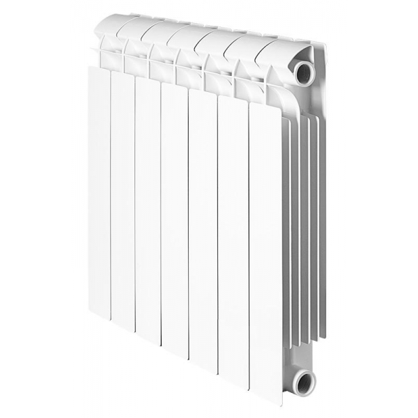 Радиатор биметаллический GLOBAL Style Plus 500 (4 секции) фото 1