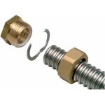 """: фото FixLock – комплект концевого фитинга из латуни для подключения трубы Inoflex DN 20 3/4""""BH"""
