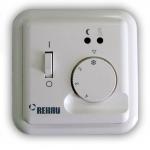 : фото Терморегулятор REHAU Basic 10 А, с выносным датчиком температуры и светодиодной индикацией