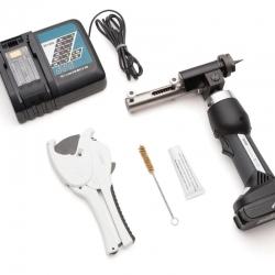 : фото RAUTOOL A-light2 Kombi комбинированный аккумуляторный монтажный инструмент Rehau