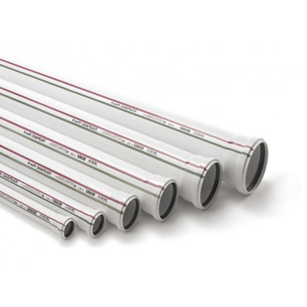 Канализационная труба  110-500 REHAU фото 1