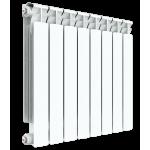 : фото Радиатор биметаллический Rifar ALP 500 4 секции