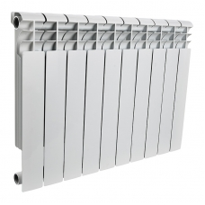 Радиатор алюминиевый ROMMER Plus 500 8 секций фото 1