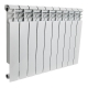 Радиатор алюминиевый Rommer 10 секции OPTIMA Al 500-10