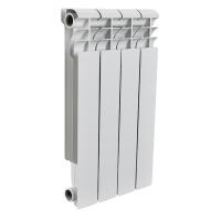 Радиатор алюминиевый Rommer 4 секции OPTIMA Al 500-4