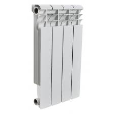 Радиатор алюминиевый ROMMER 4 секции OPTIMA Al 500-4 фото 1