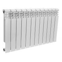 Радиатор биметаллический Rommer 12 секций PROFI Bi500-80-150-12