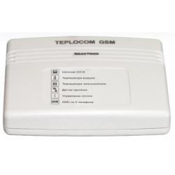 : фото Теплоинформатор TEPLOCOM GSM. Умная котельная